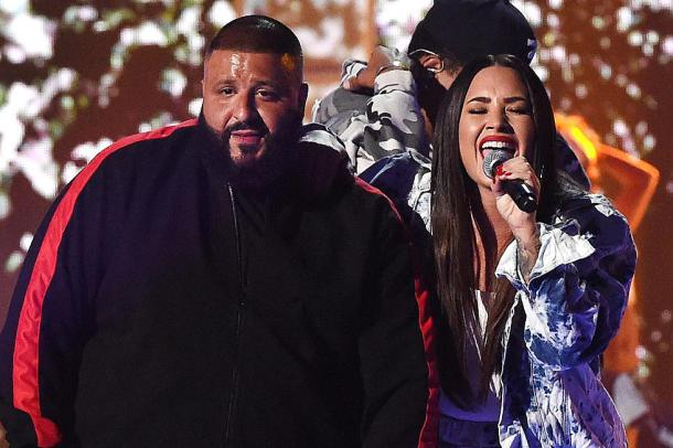 DJ Khaled and Demi Lovato Team Up For New Music