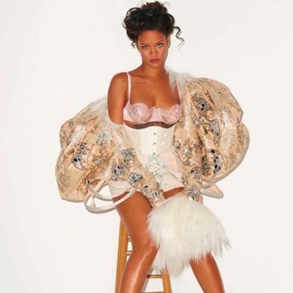 Rihanna Set to Release a Lingerie Line