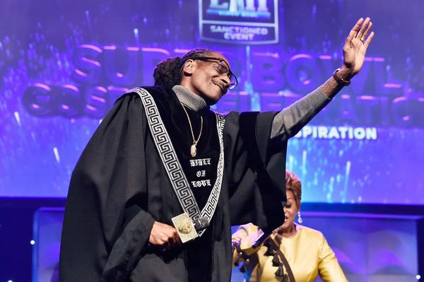 """Snoop Dogg Releases his first Gospel album """"Bible of Love"""""""