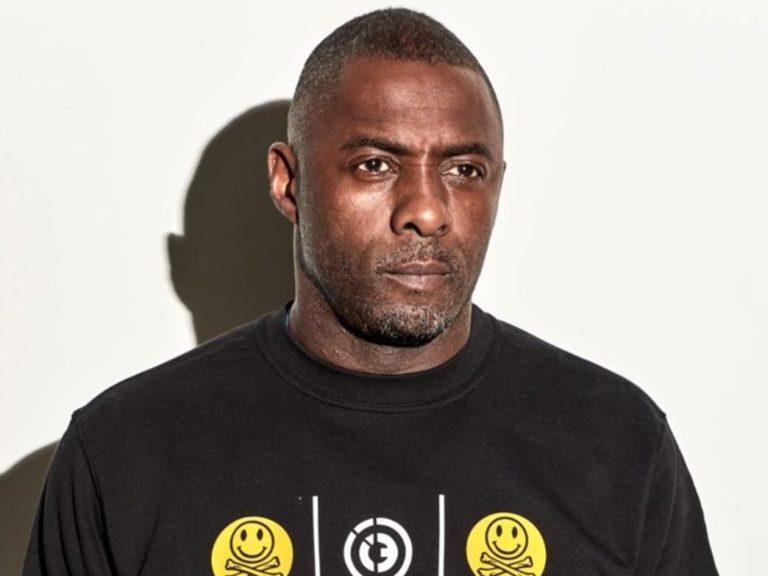 Idris Elba Launches '2 HR set' Fashion Line