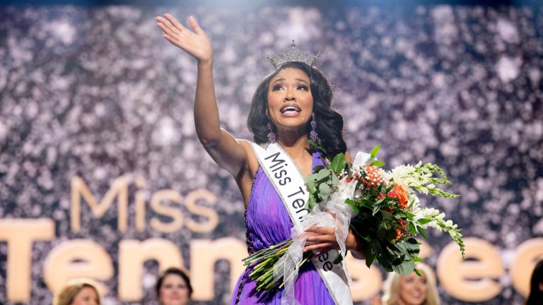Brianna Mason Becomes First Black Miss Tennessee