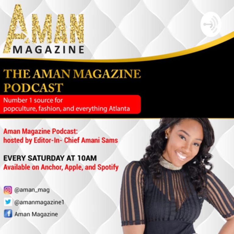 The Aman Magazine Podcast