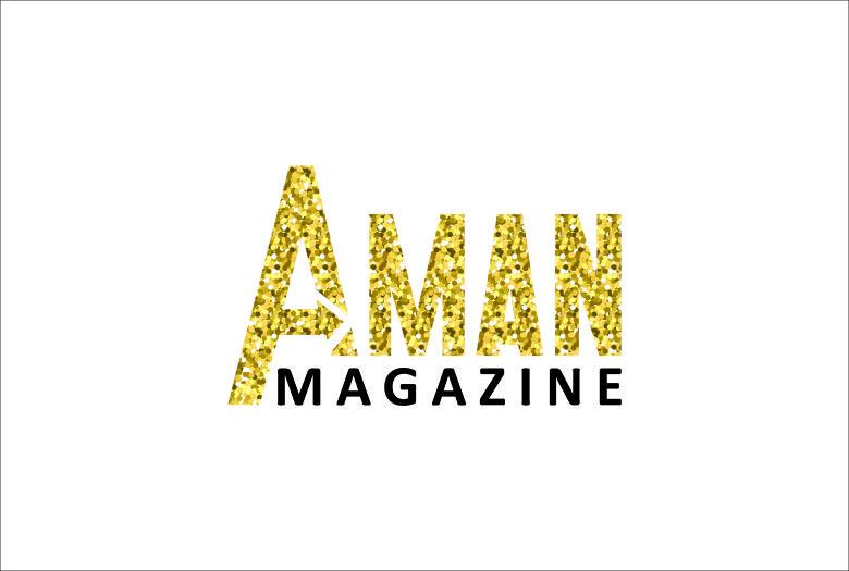 Aman magazine logo