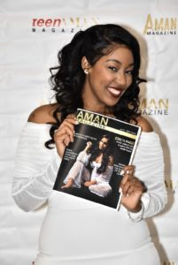 Amani Sams- Editor-In-Chief