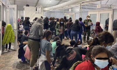 Migrant children Texas