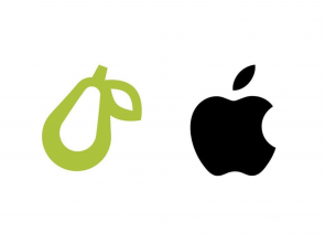 Apple Takes Legal Action Against Pear Logo Company